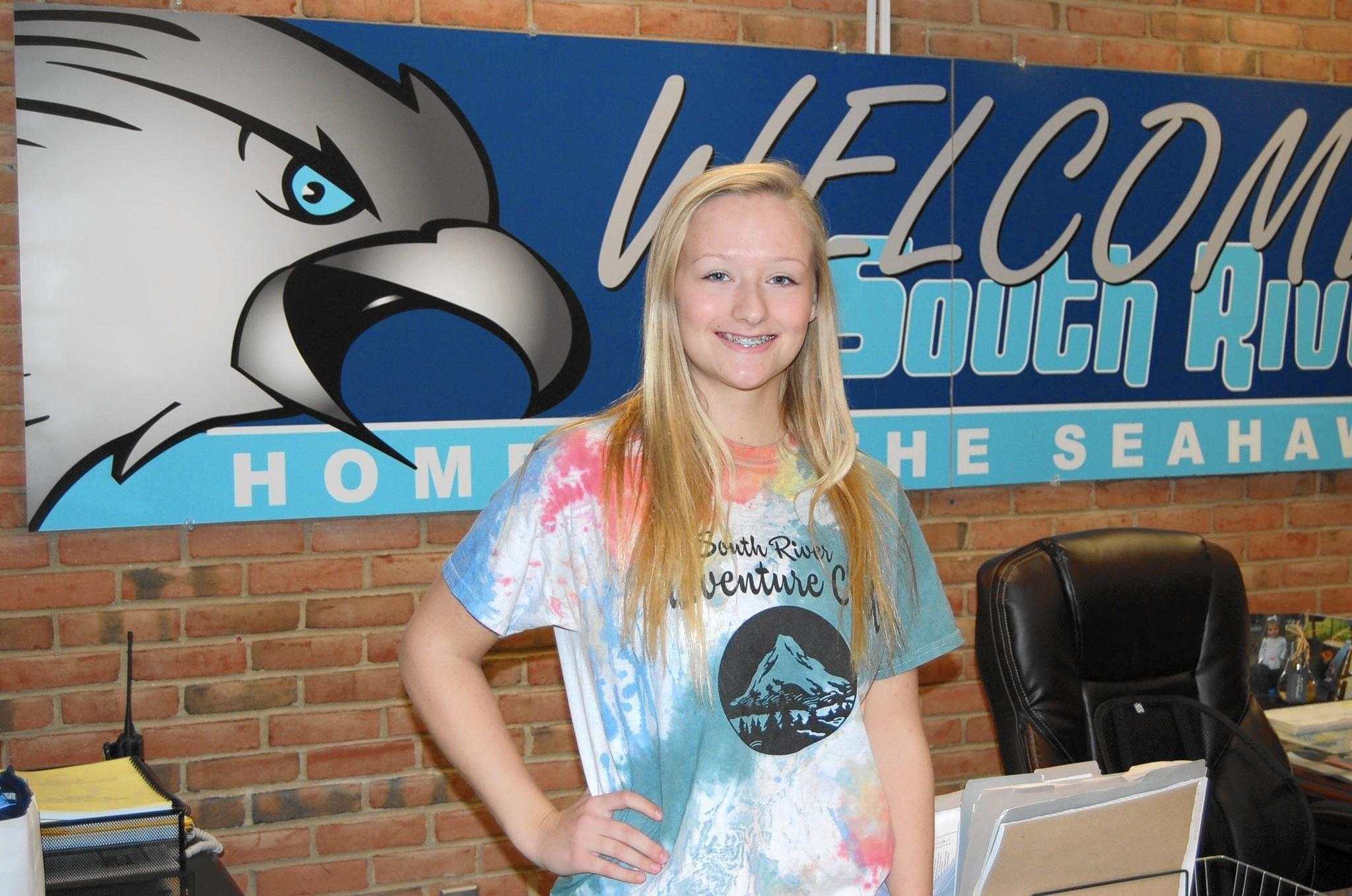 Teen Of The Week South River Teen Tears Up Raceways