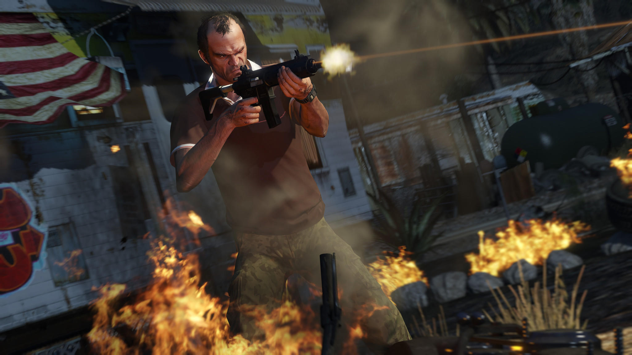 'Grand Theft Auto V' (Rockstar Games)