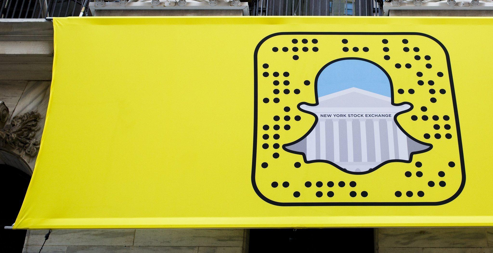 Snapchat showed investors false user statistics, ex-employee alleges in lawsuit