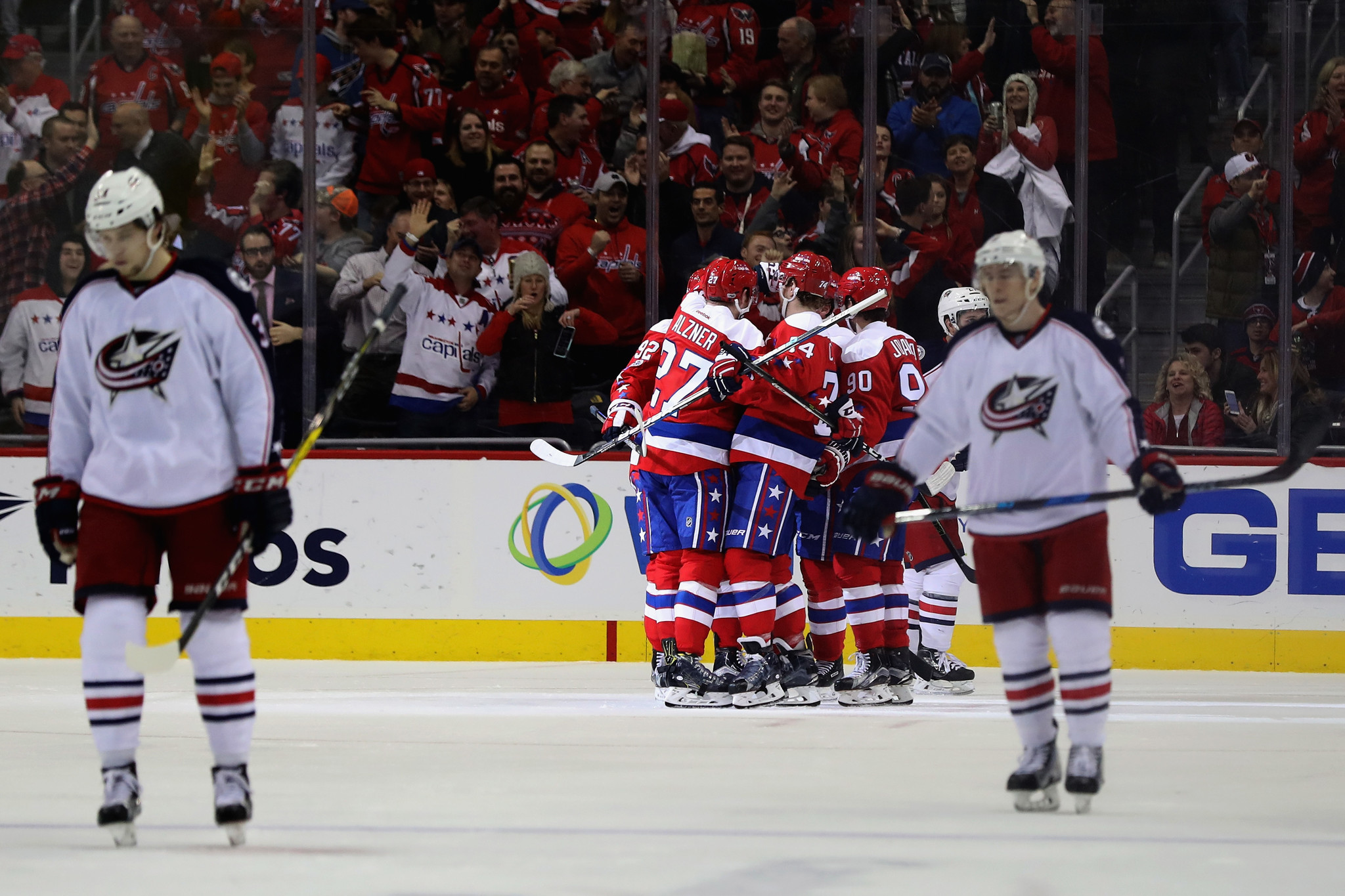 Blue Jackets' win streak snapped at 16, one shy of NHL record ...
