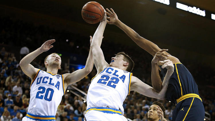 UCLA vs. California