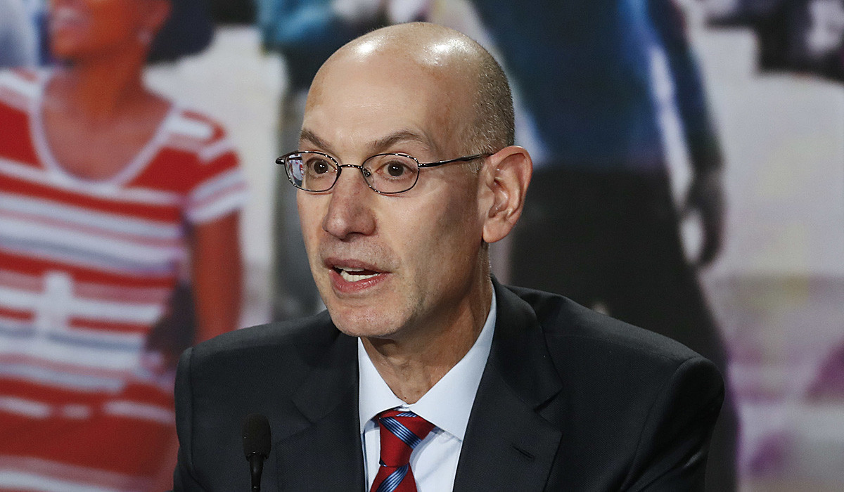 Adam Silver: NBA fans may one day be able to pay to watch just the last five minutes of games