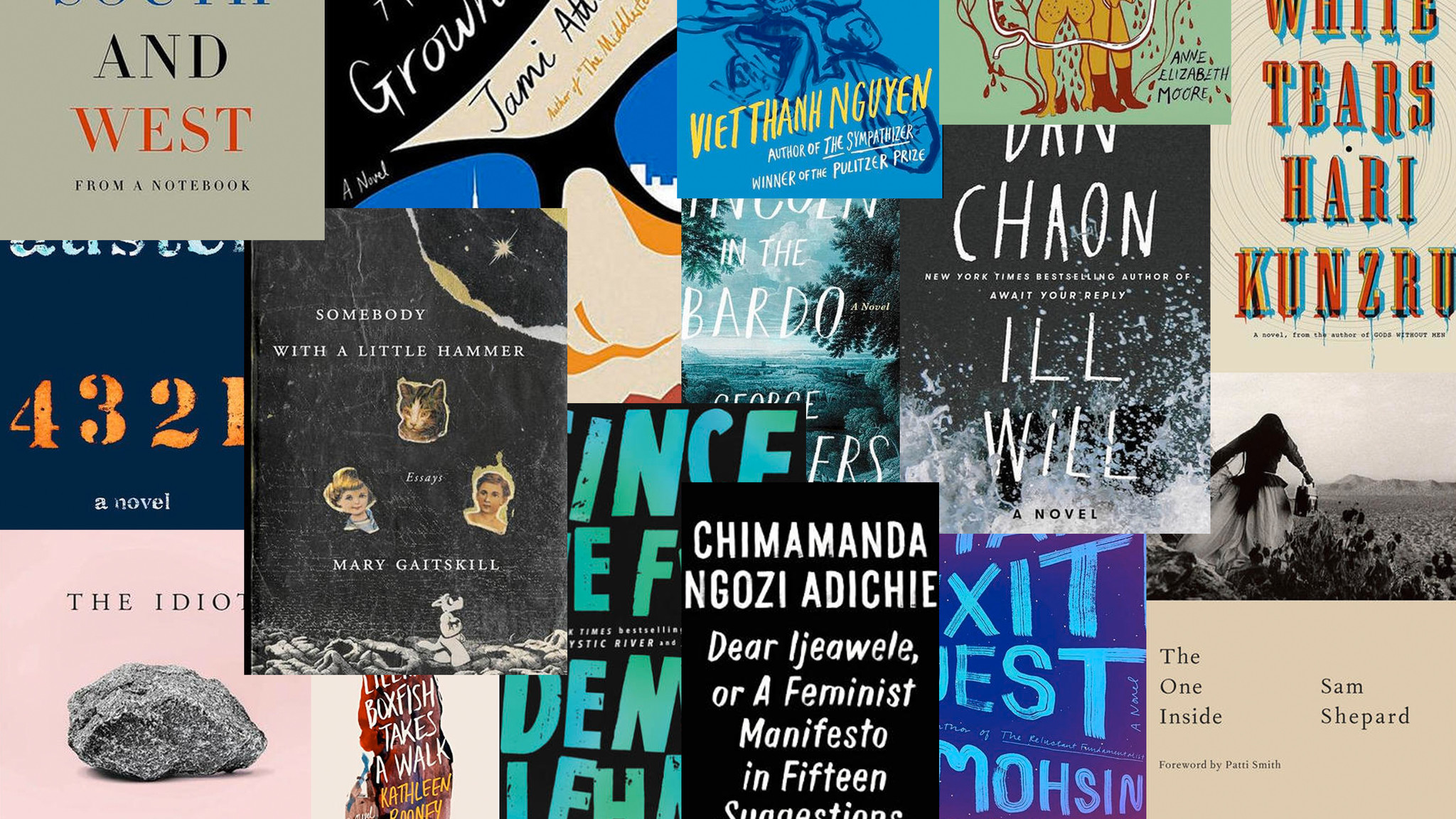 34 books we're excited about in 2017