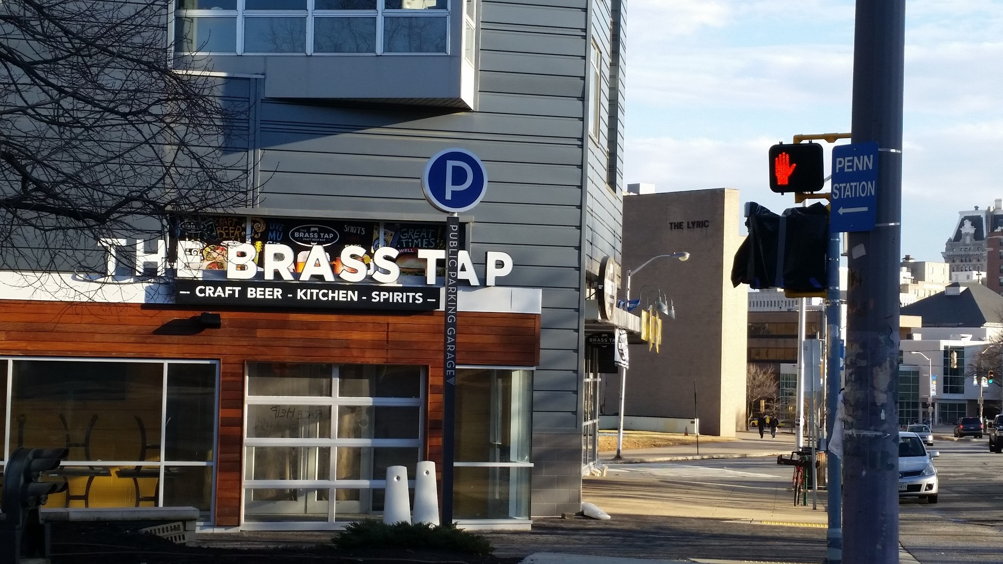 Craft beer bar the brass tap set to open monday in