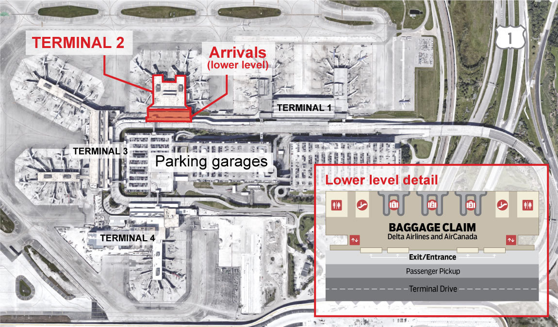 Shooting was in Terminal 2 of Fort Lauderdale-Hollywood ...