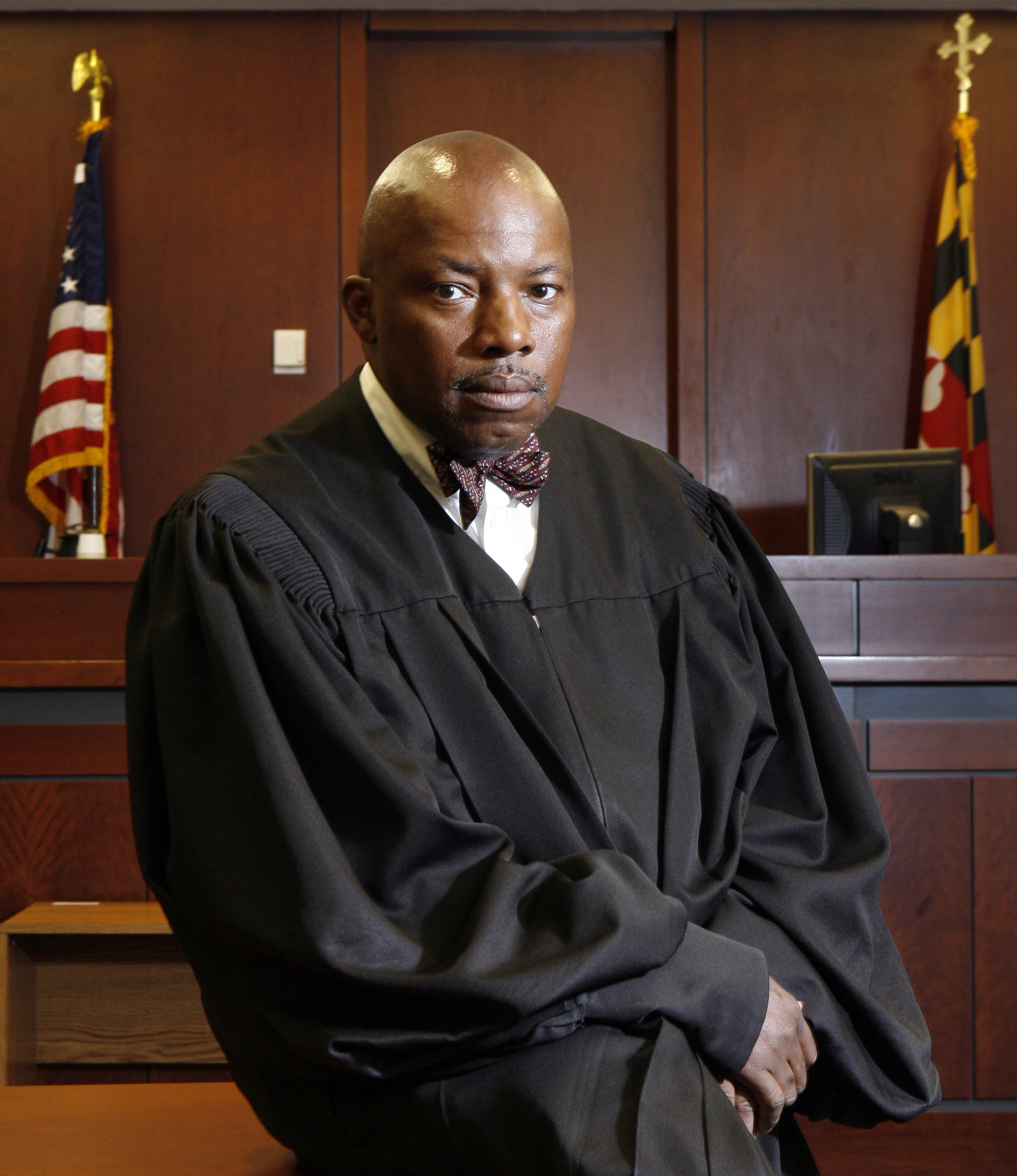 Judge Dawson Head Of The Juvenile Court Has Been