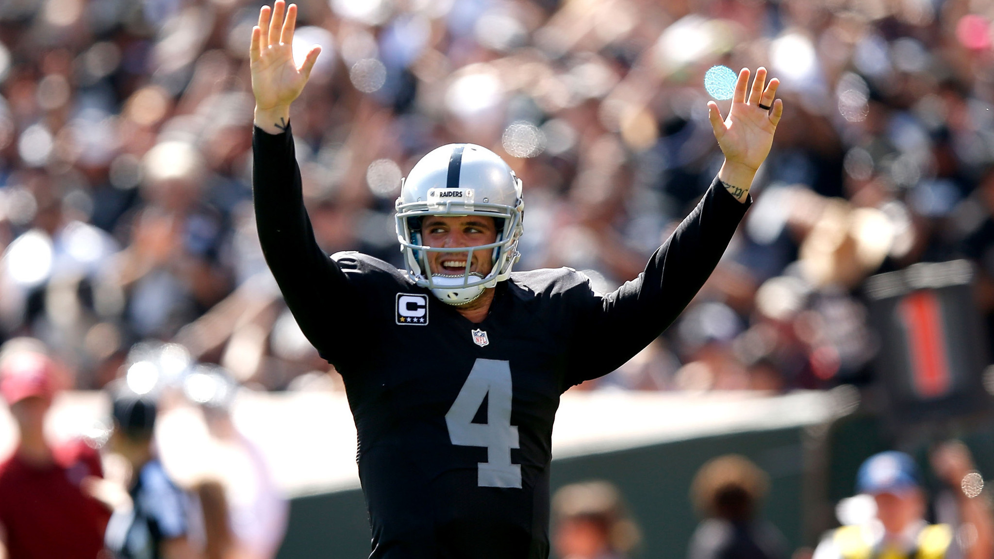 NFL report Derek Carr left to ponder what if he could have