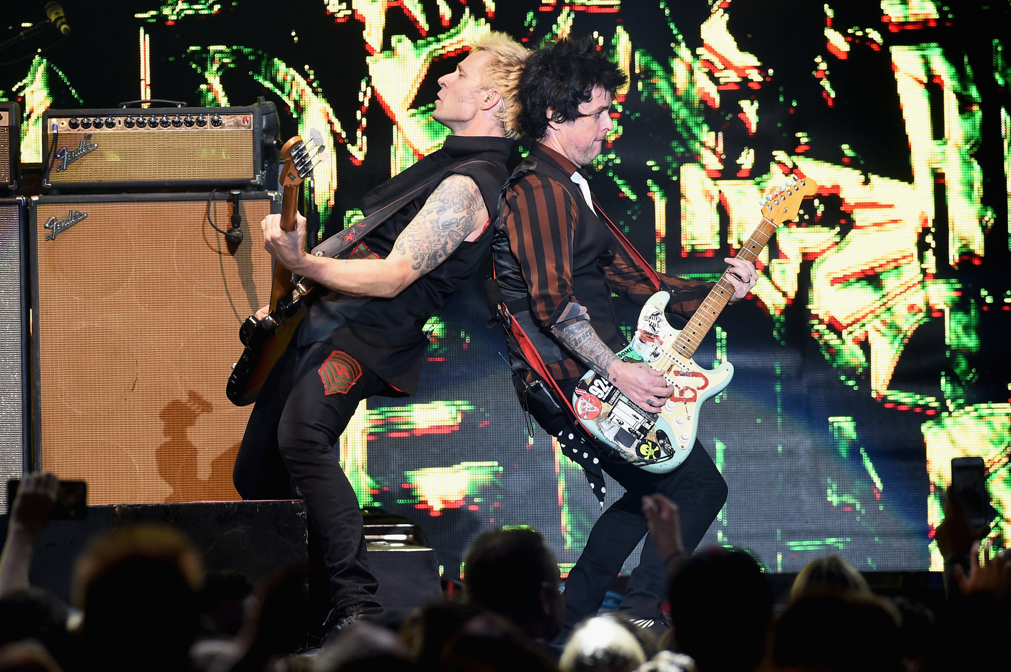 green day still breathing