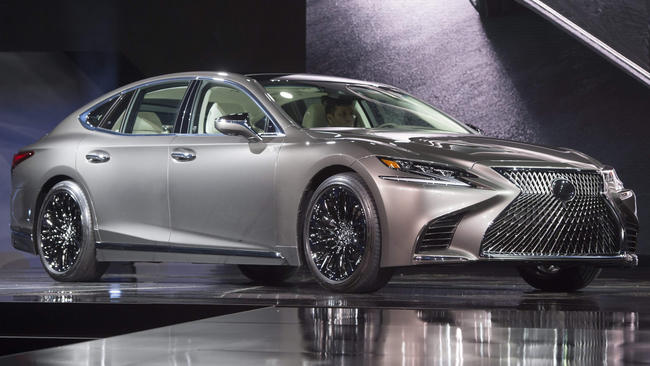 2018 lexus sedan. exellent sedan 2018 lexus ls gallery and lexus sedan 0