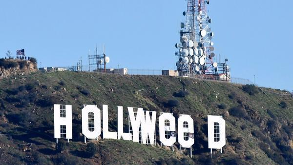 Roundup: Calling a culture strike, the 'Hollyweed' artist, the art market and Trump