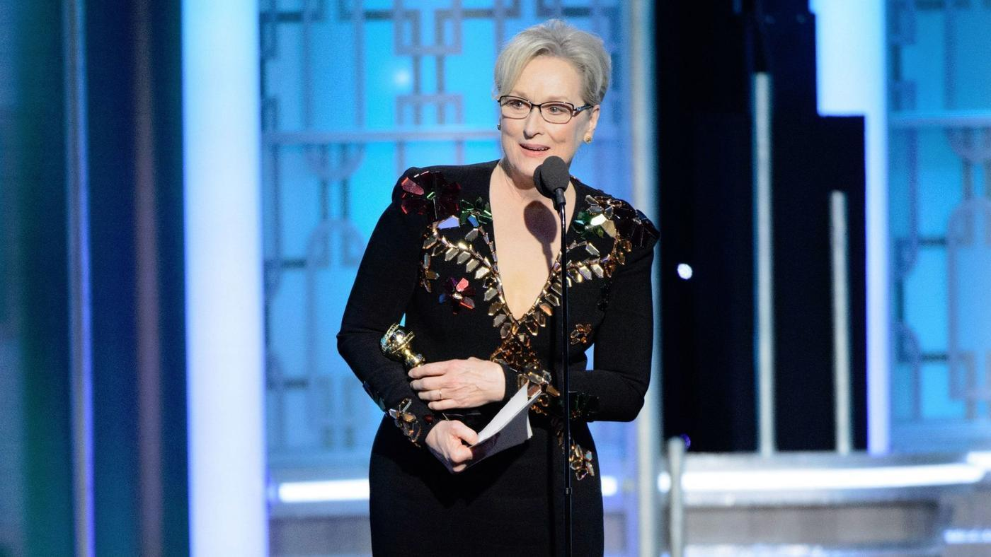 Donald Trump couldn't let Meryl Streep's Golden Globes speech go unanswered