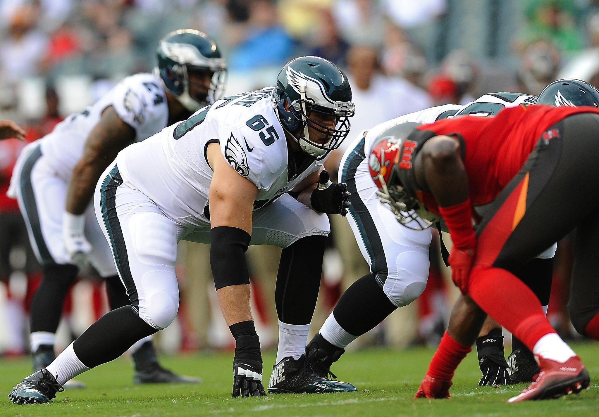Eagles T Lane Johnson s lawsuit is about more than money The