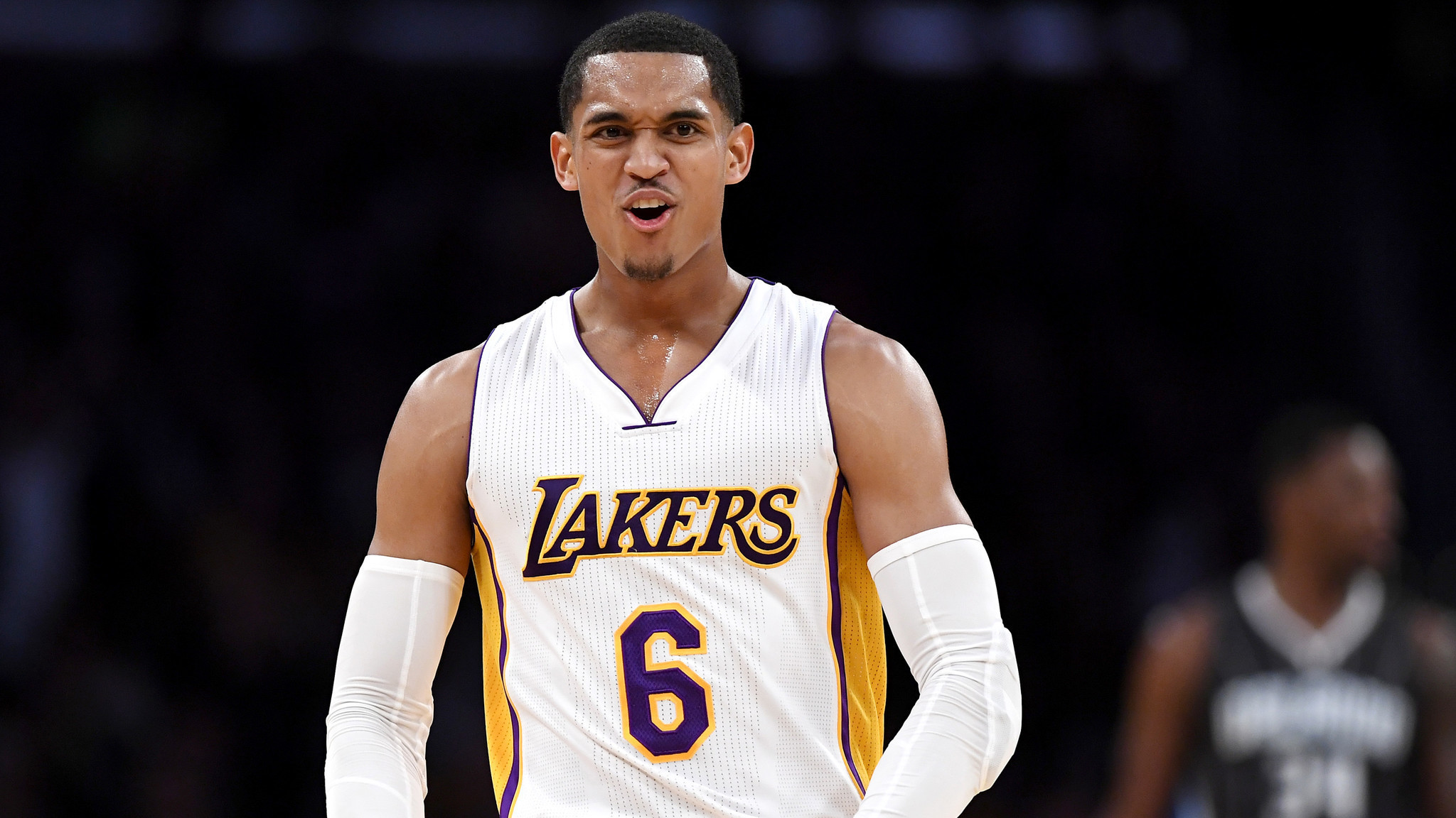 Lakers guard Jordan Clarkson fined $15,000 by NBA