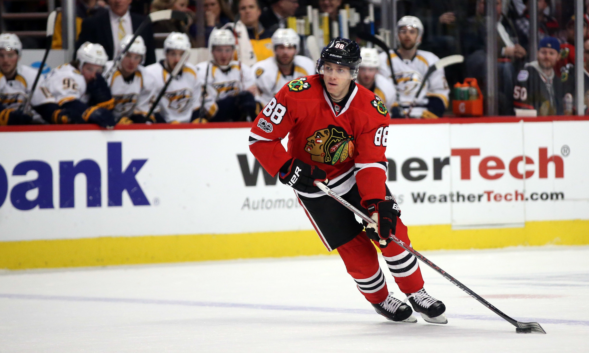 4 Blackhawks selected for NHL All-Star Game