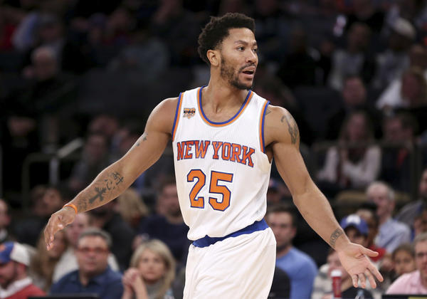 The disappearance of Derrick Rose heaps more questions on struggling Knicks