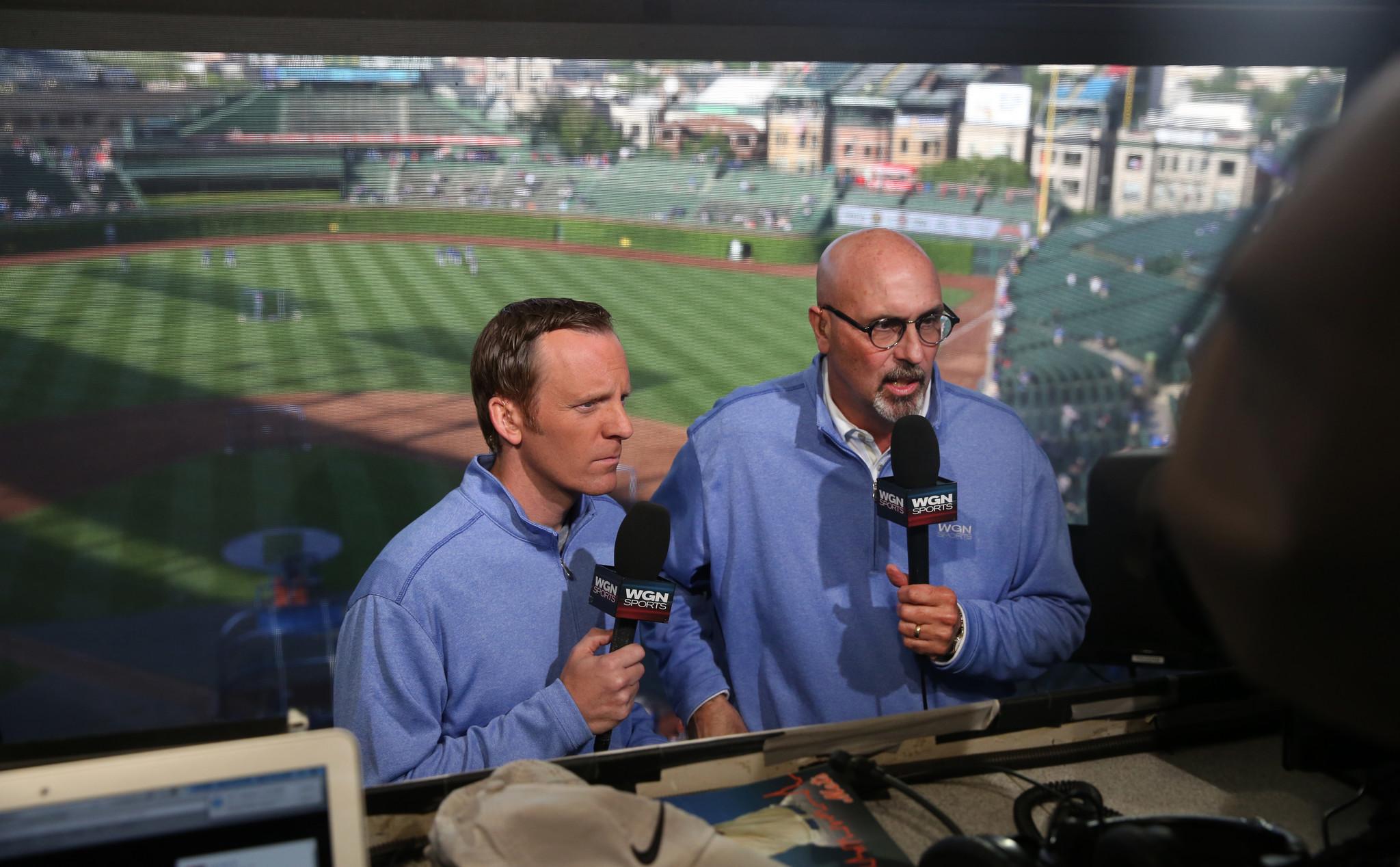 Cubs announcers Len Kasper, Jim Deshaies receive 3-year ...