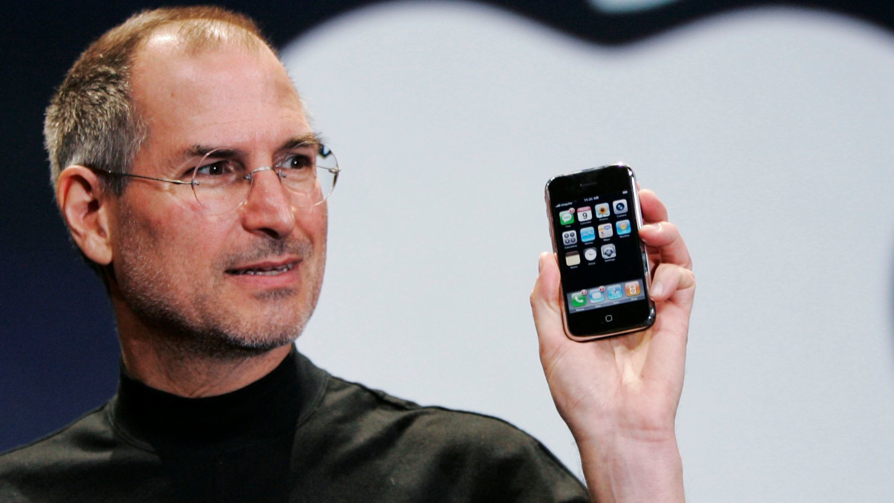 steve jobs articles photos and videos los angeles times 10 years of iphone apple proved a phone can change the world