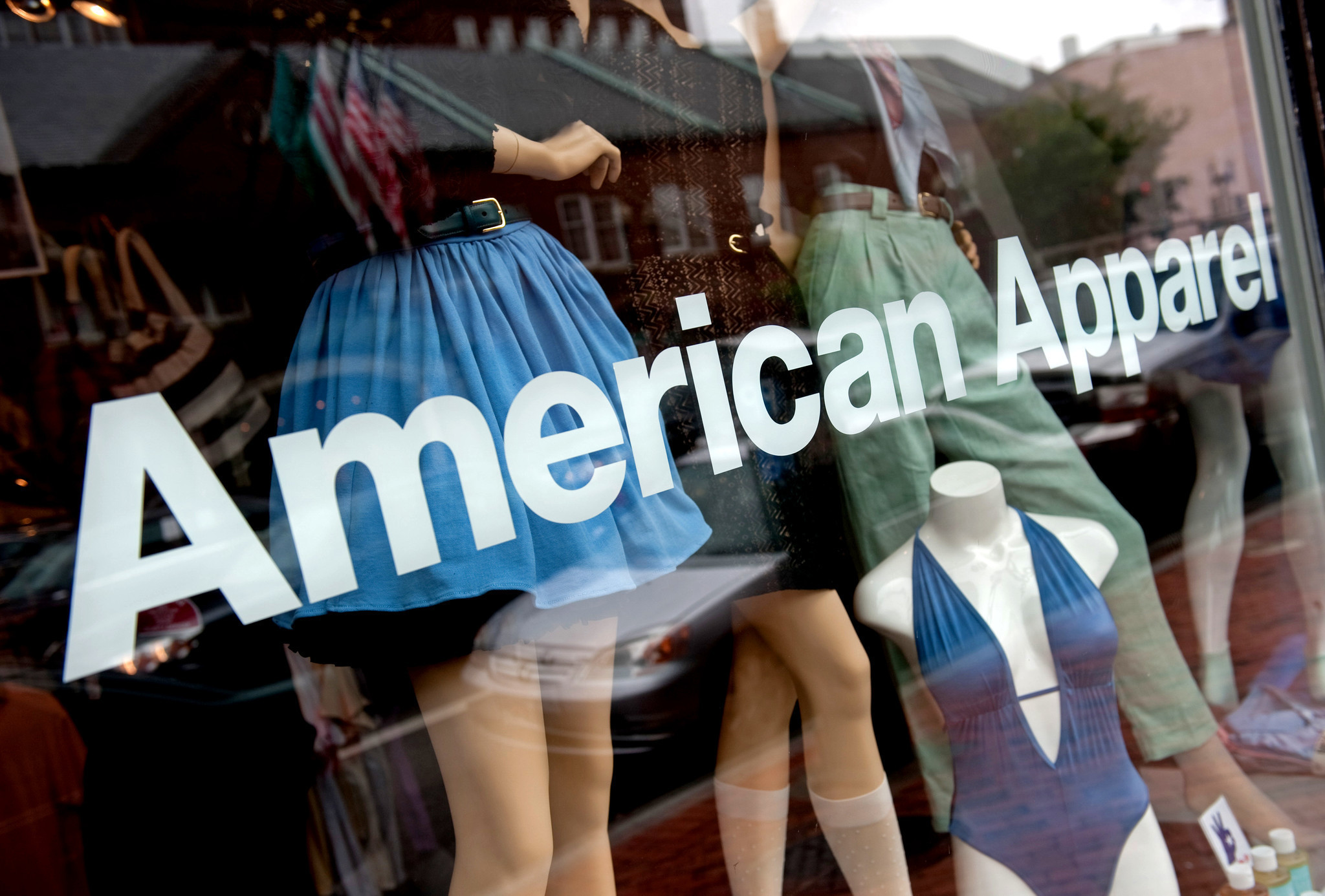 American Apparel bankruptcy deal leaves retail future in doubt