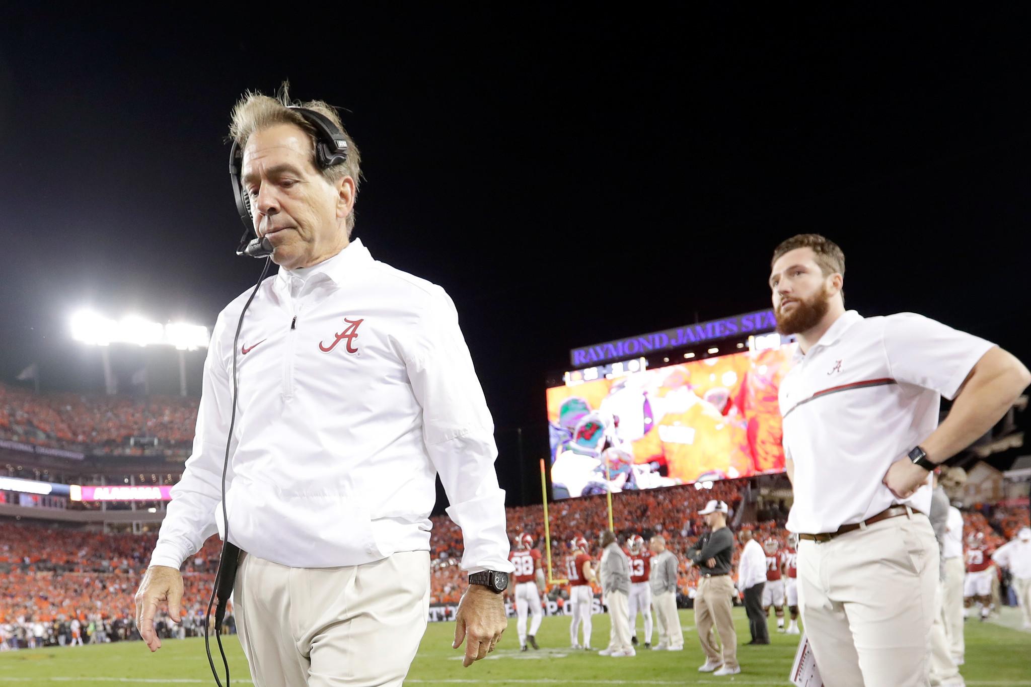 Why Millions Rejoiced At Alabama Coach Nick Saban S Loss To Clemson