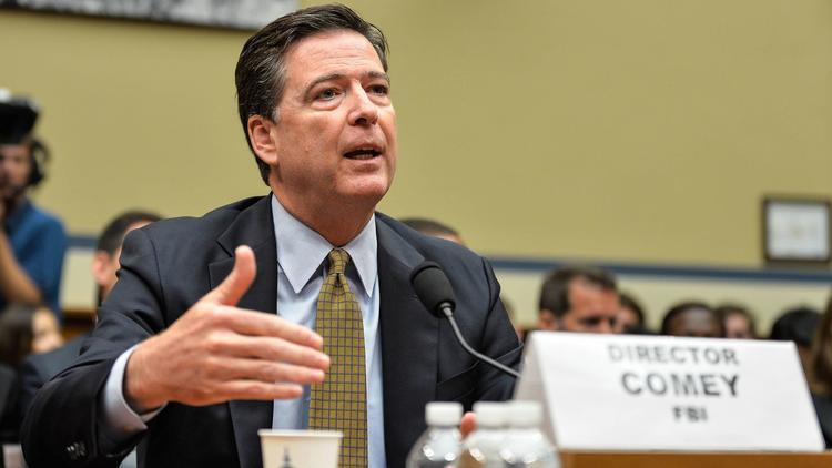 FBI chief says Russia hacked some Republican Party computers but didn't leak the information