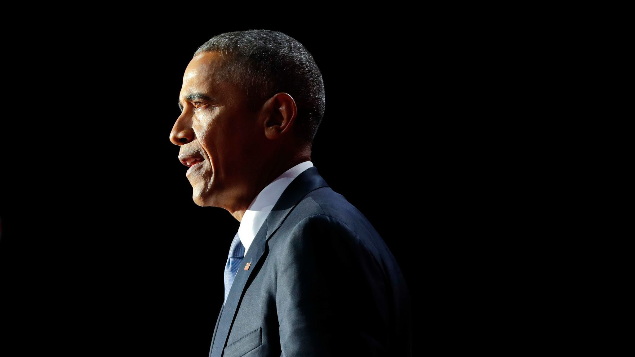 Read the full transcript of President Obama's farewell speech