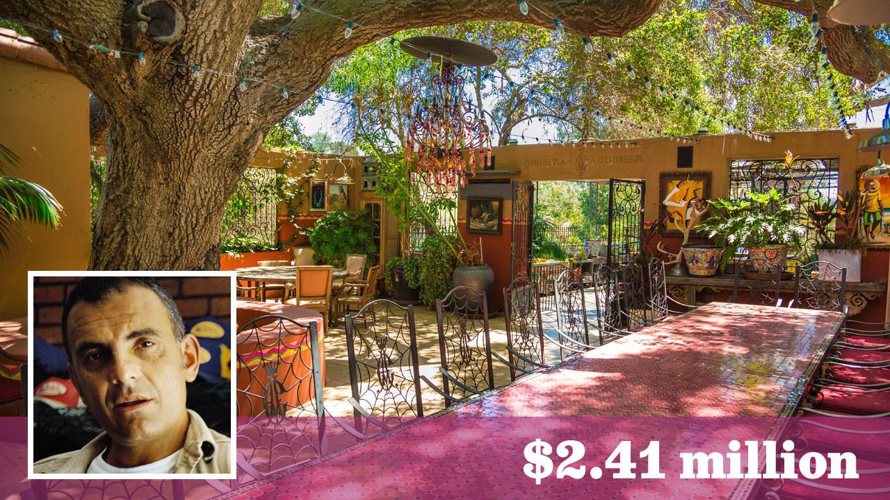 Christian Audigier S Bohemian Ranch In Topanga Sells For