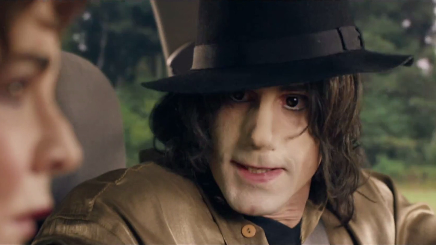 Sorry, Joseph Fiennes as Michael Jackson is something you can't unsee