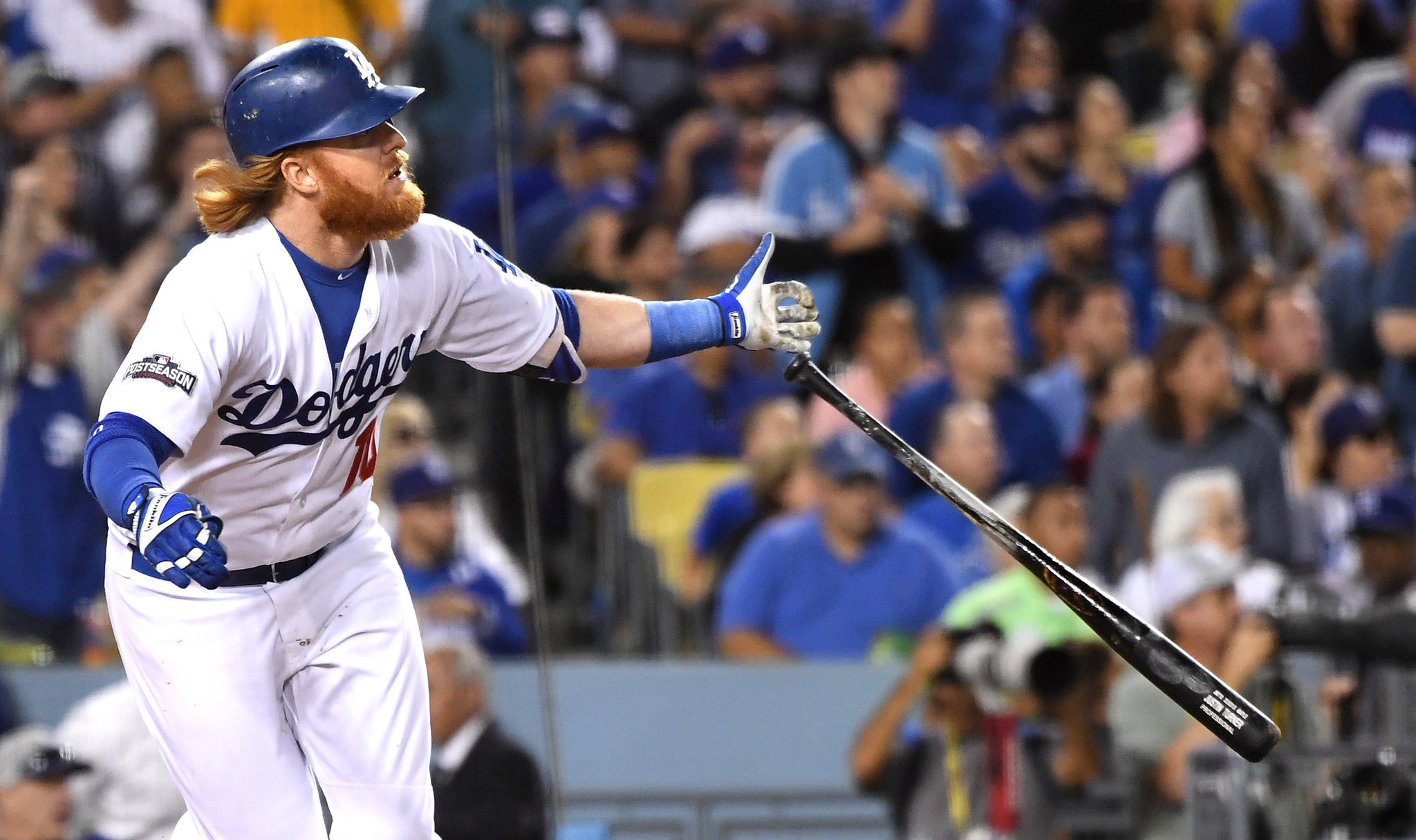 Justin Turner: I had offers from others, but not from Angels