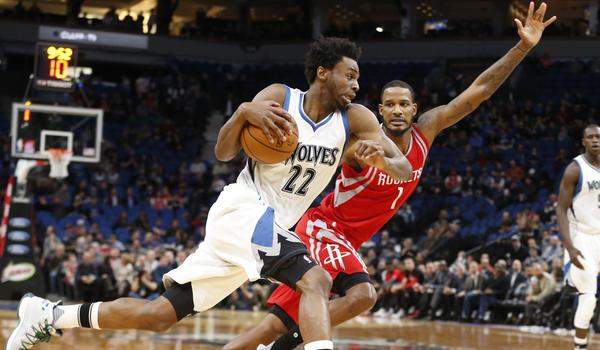 NBA roundup: Timberwolves stop Rockets' win streak