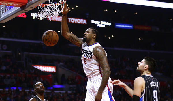 Clippers extend win streak with 105-96 victory over the Magic