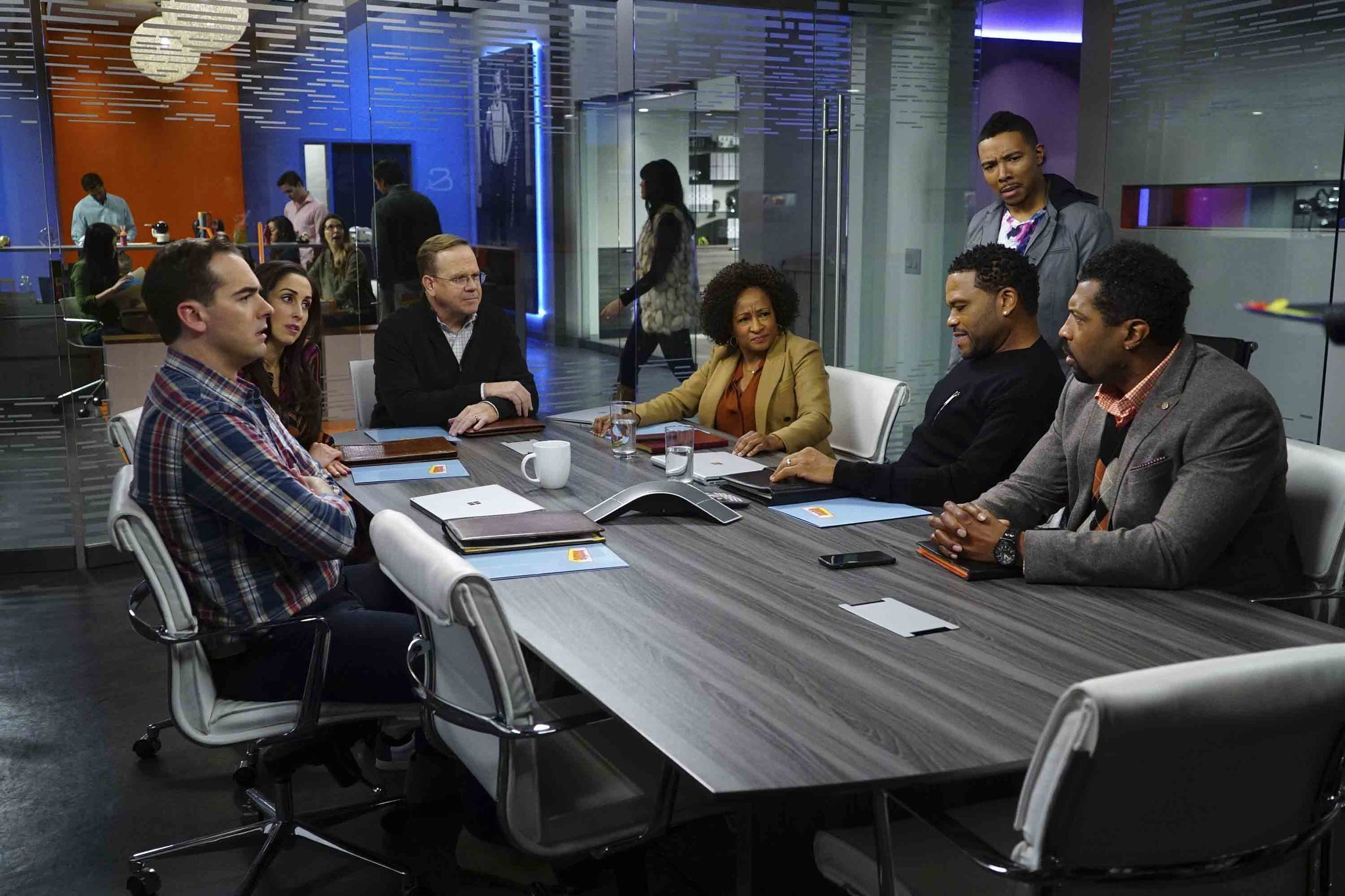 ABC's 'black-ish' reacts to Trump election with barbs, anger and a plea for understanding