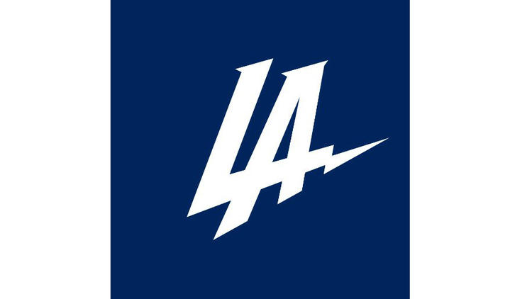 The Chargers' new logo should look familiar to Los Angeles sports fans. (Los Angeles Chargers)