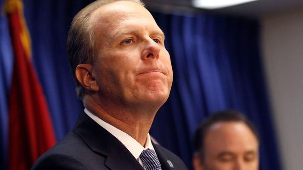 San Diego Mayor Kevin Faulconer (John Gastaldo / San Diego Union-Tribune)