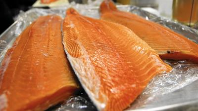 Sushi lovers, beware: Tapeworm now found in U.S. salmon