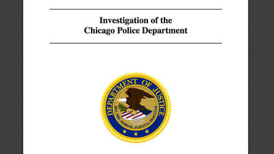 Read the Department of Justice report on Chicago police