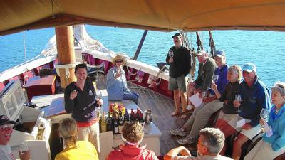 Unique wine cruise destinations draw in a younger crowd