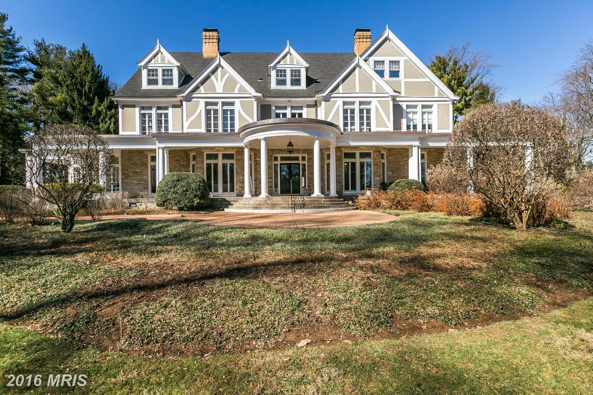 Top 10 Most Expensive Homes Sold In The Baltimore Area In