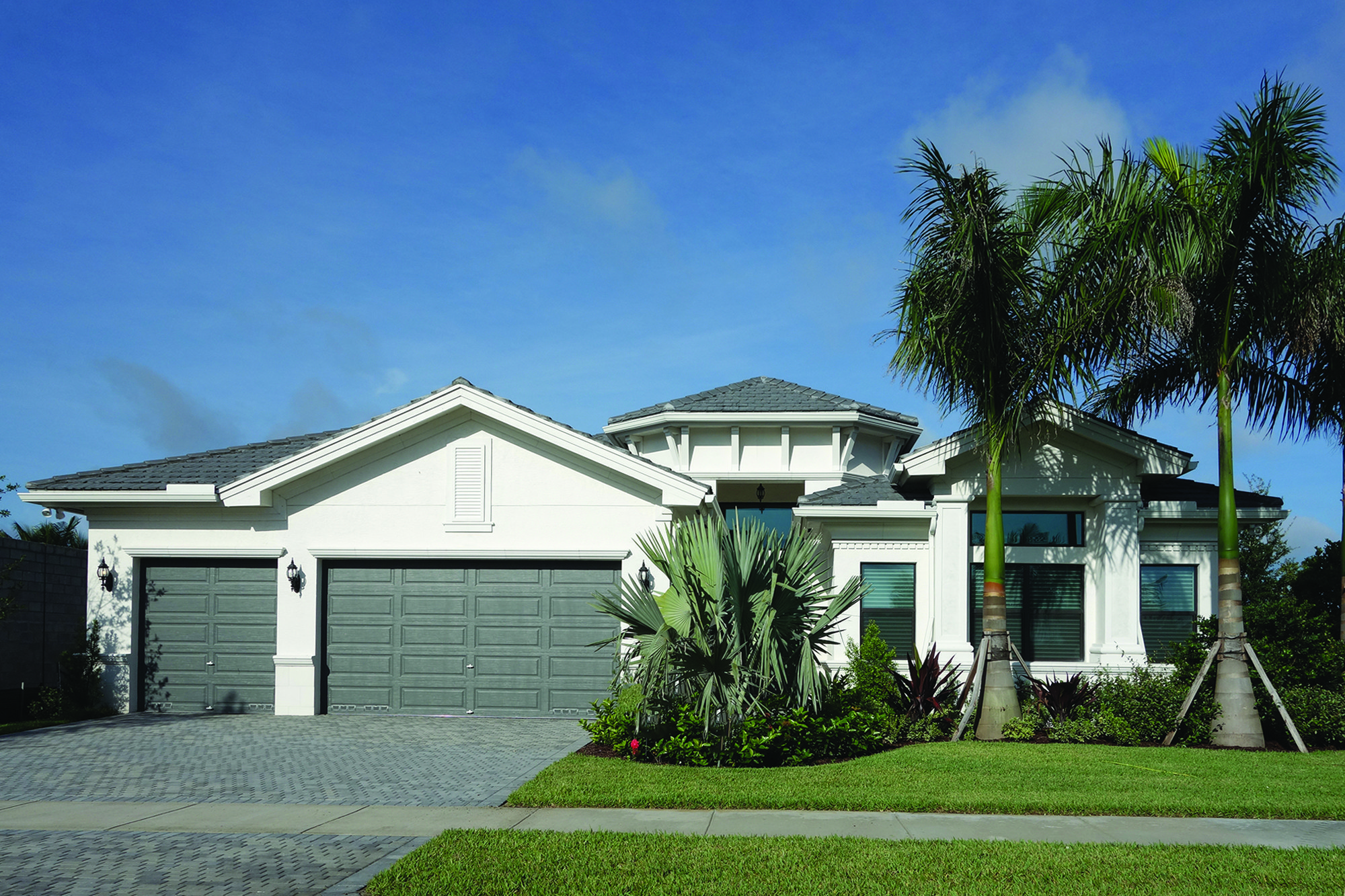 Gl to unveil 9 model homes at valencia bay sun sentinel Valencia home