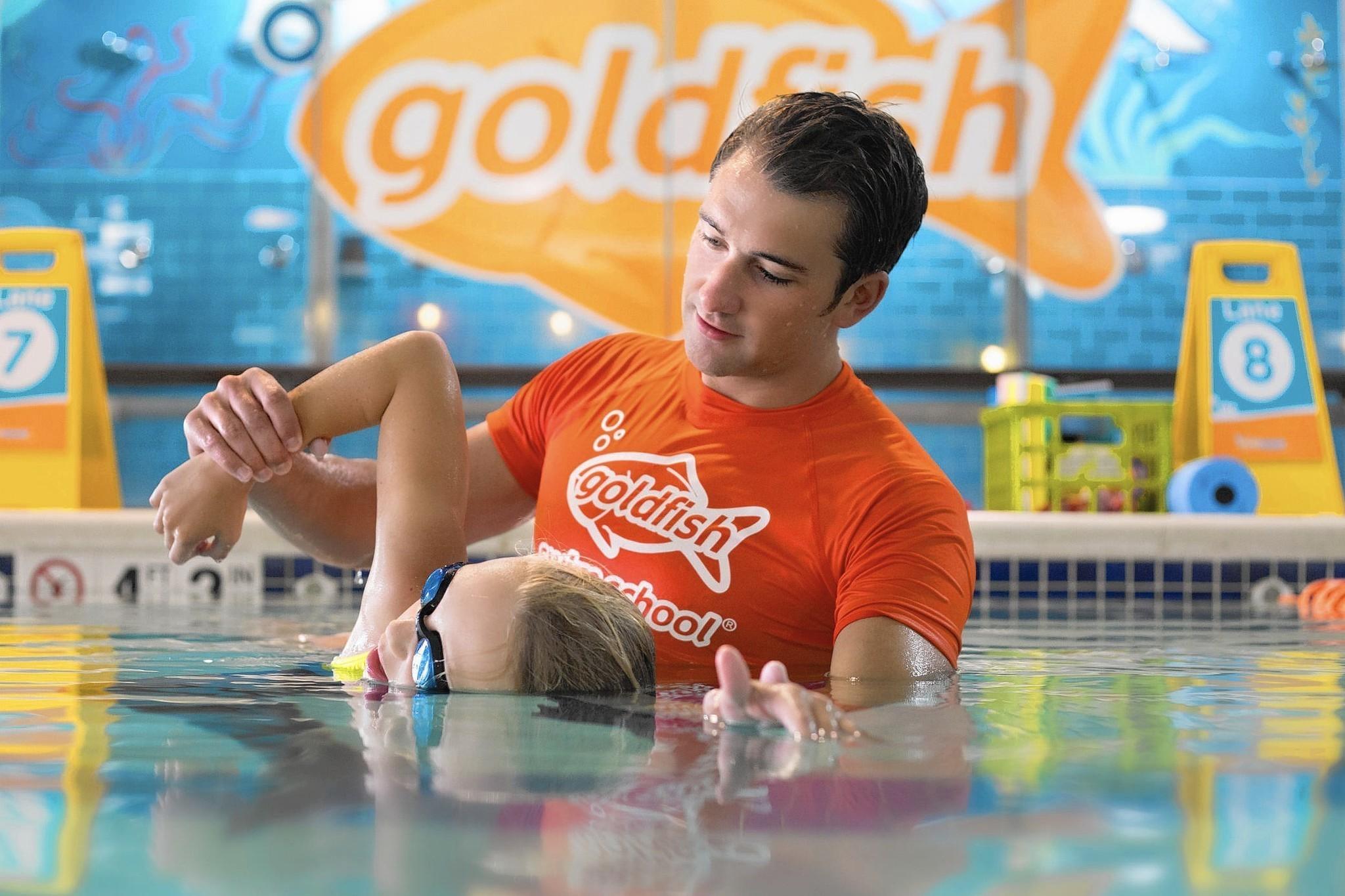 Goldfish Swim School To Open New Location In Arlington