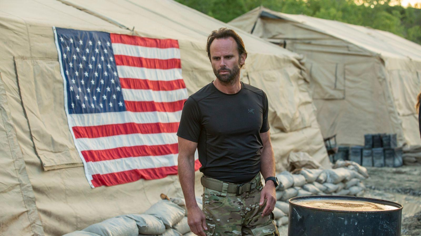 """Six,"" a TV show about Navy SEAL Team 6, has aired its first season and is working on a second."