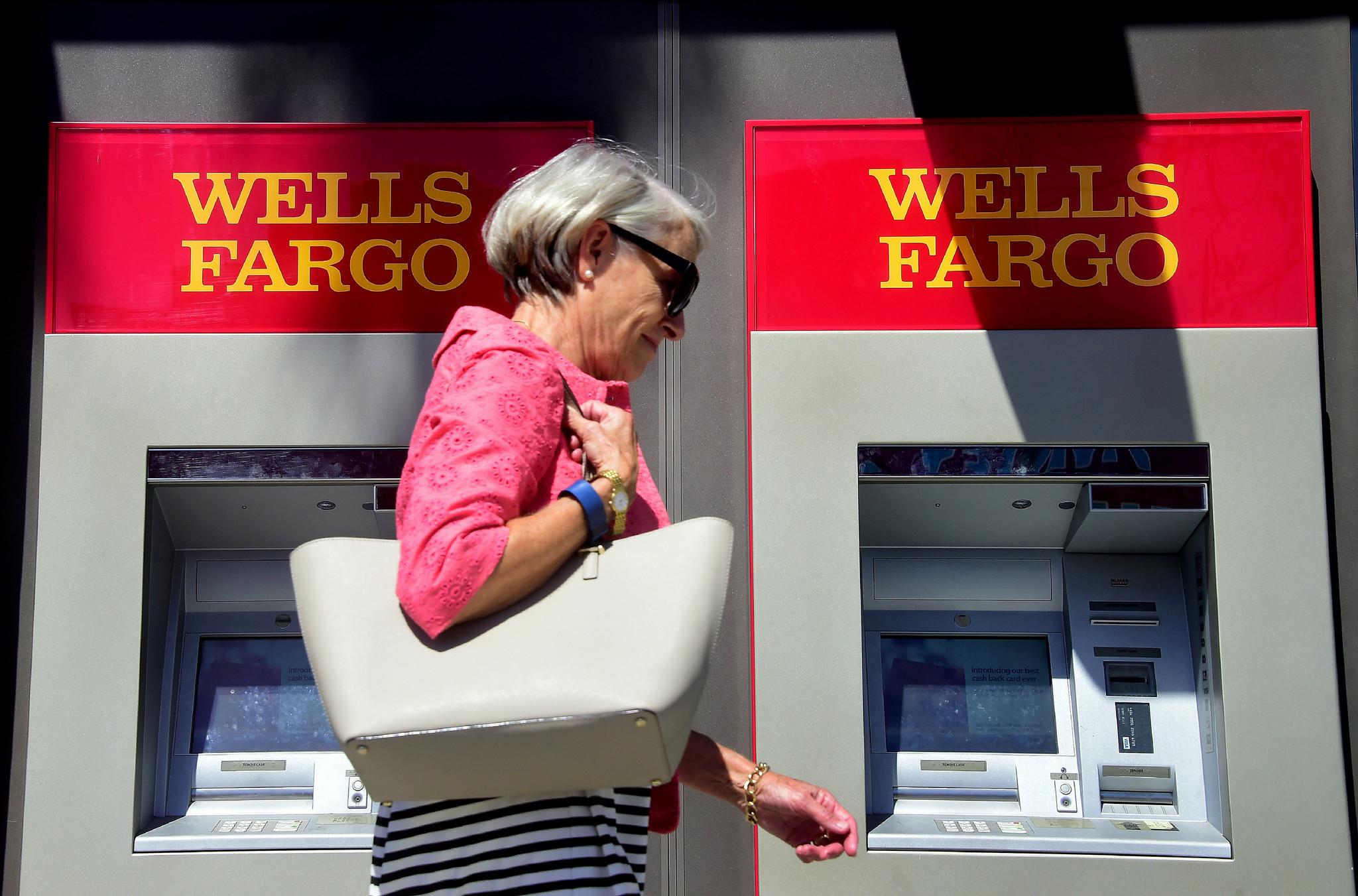 Wells Fargo Quarterly Earnings Fall In Wake Of Bogus Accounts