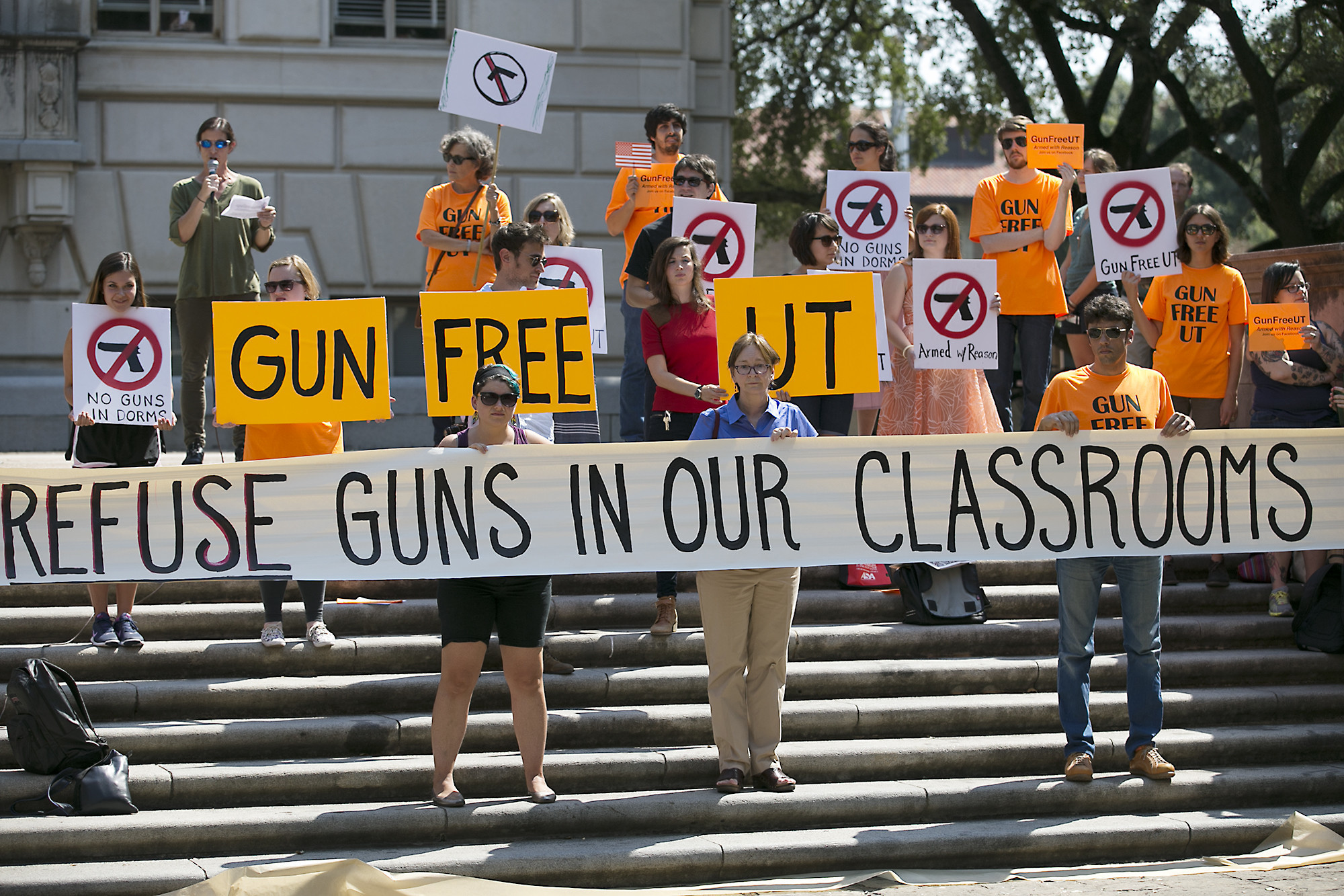 the issues surrounding the concealed weapon permit in college campuses Shall issue: the new wave of concealed handgun permit laws, cramer c and kopel d golden co: encouraging mass murder on campus an analysis of the arrest rate of texas concealed carry handgun license holders as compared to the arrest rate of the entire texas population.