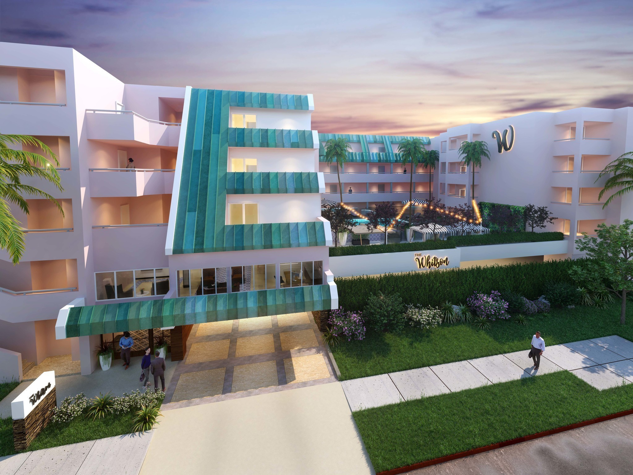 Sommerset Suites Hotel In Hillcrest To Become Apartments The San