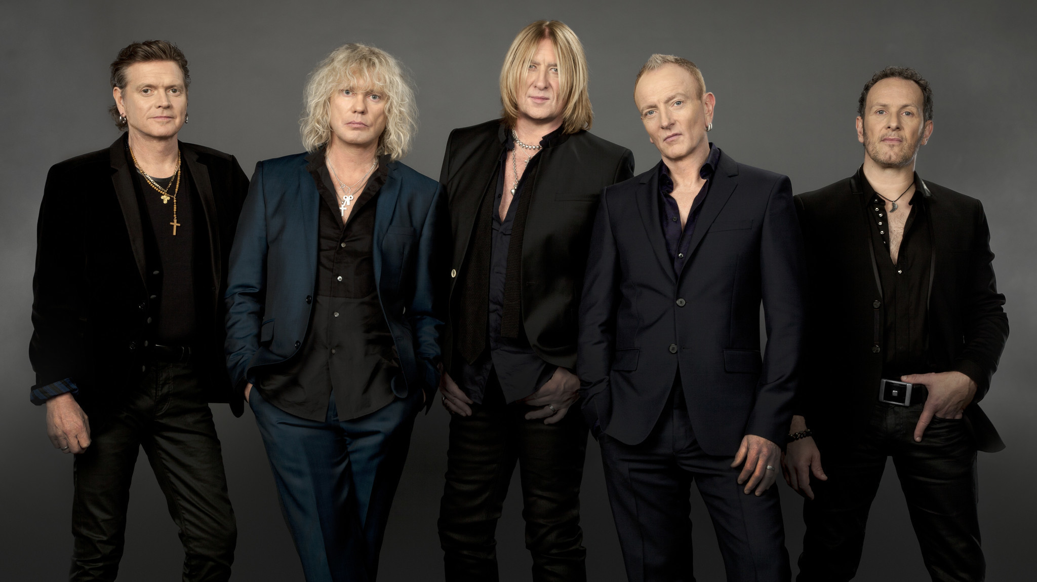 Def Leppard Announces 2017 Tour With Poison And Tesla
