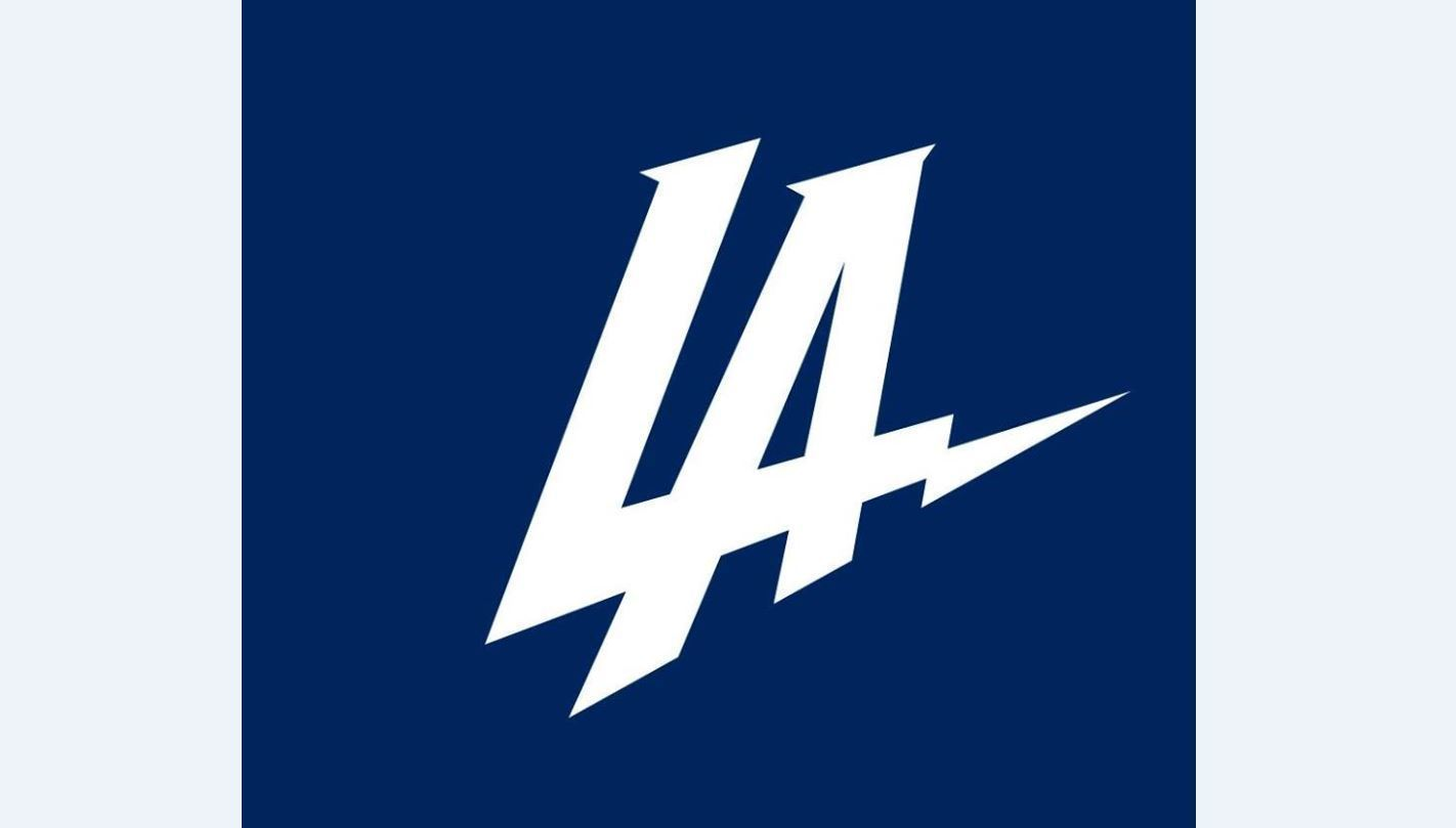 Chargers New Logo Is Basically An Italicized La Dodgers Logo