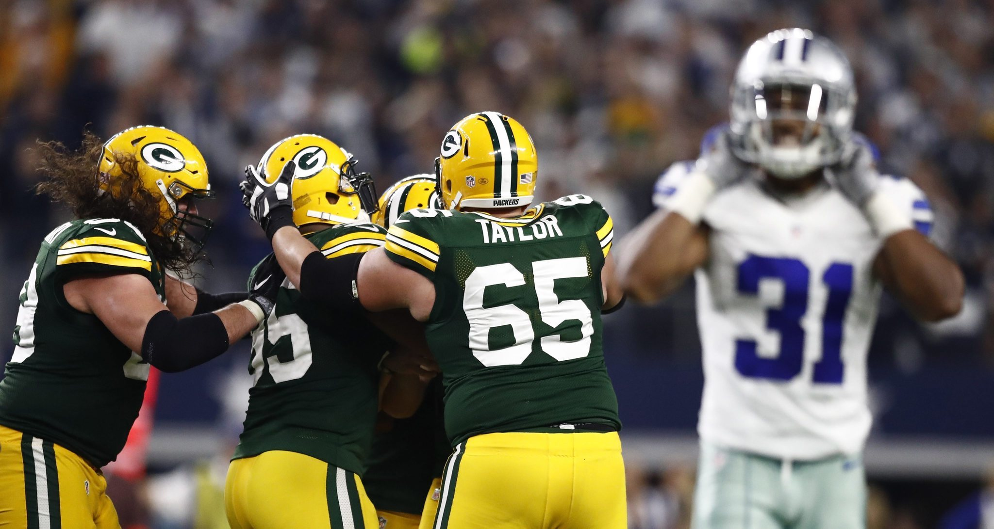 Image result for cowboys spike packers