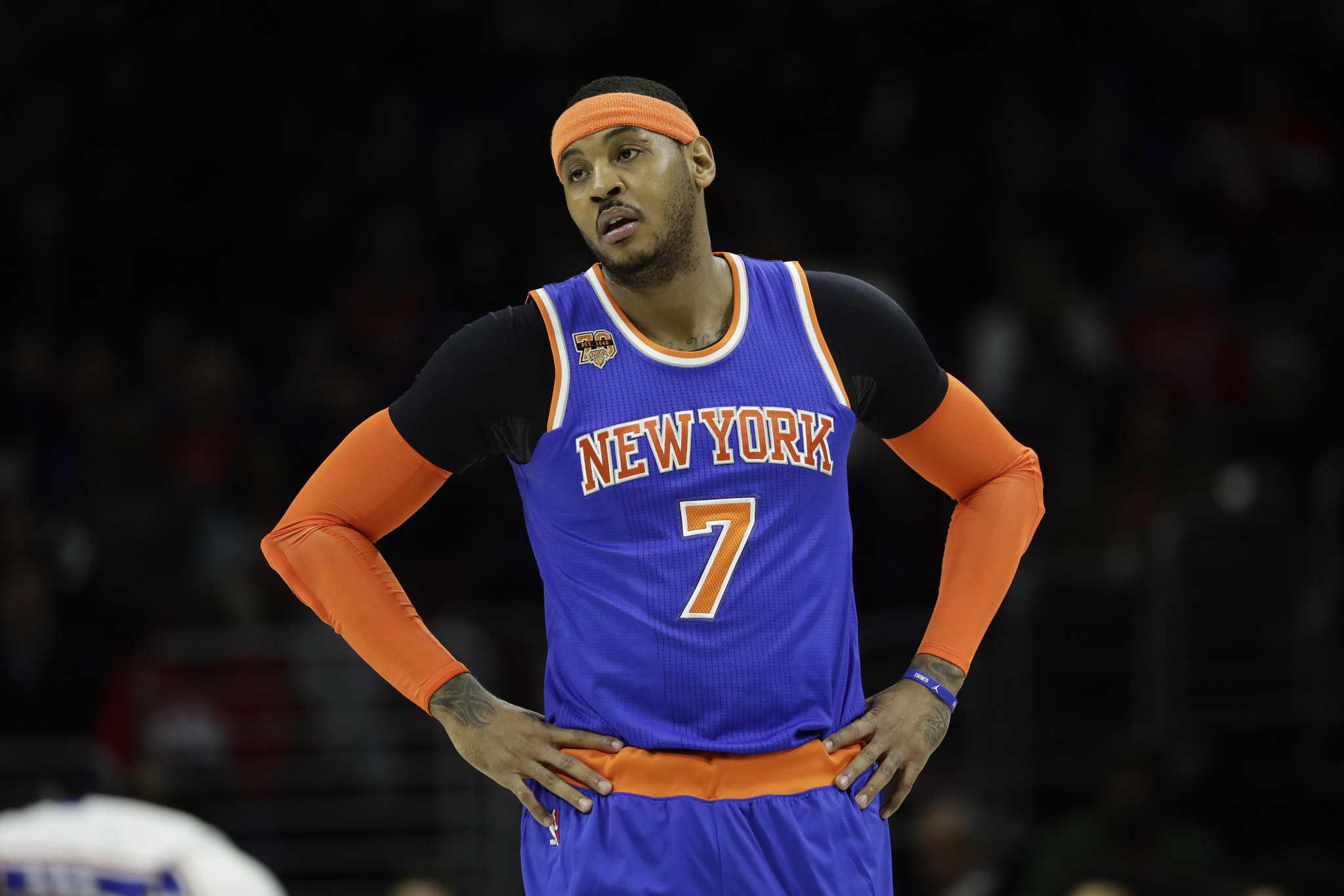 carmelo anthony clippers