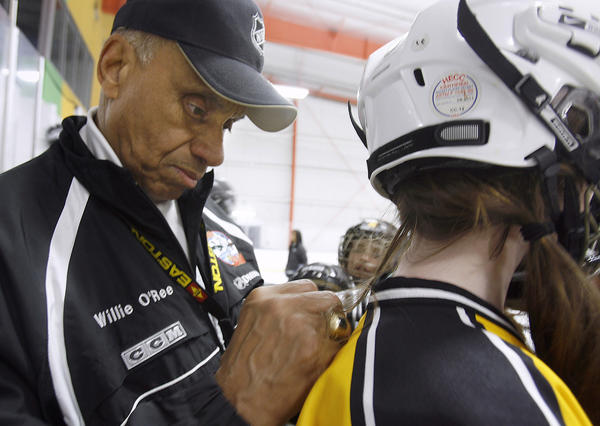 Kings Will Honor Willie O'Ree, Hockey Pioneer And Ambassador For NHL's Diversity Program