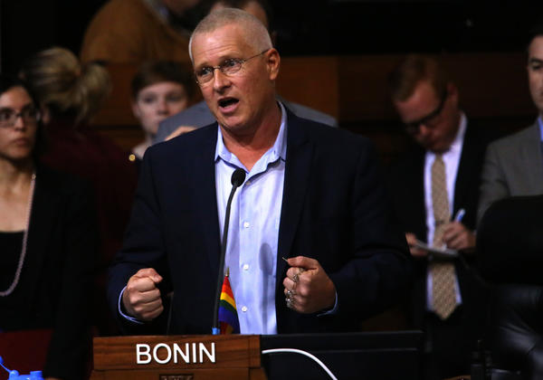 L.A. Councilman Mike Bonin proposes full public funding for city campaigns