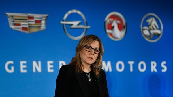 GM announces $1-billion investment in its U.S. factories and some new jobs